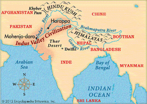 Vallée-Indus