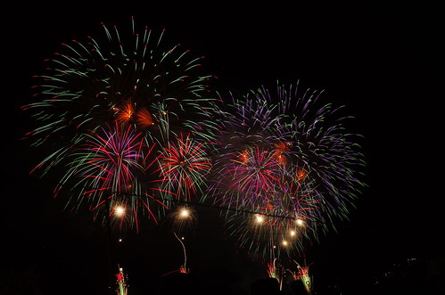 Suwako-Lake Fireworks Festival 2016 55