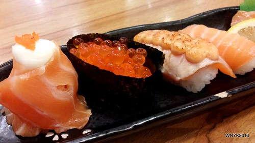Salmon Sushi Mix
