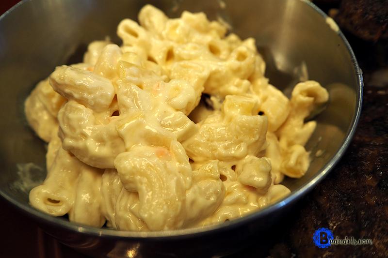gringo macaroni salad