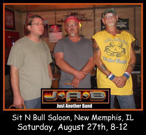 Just Another Band 8-27-16
