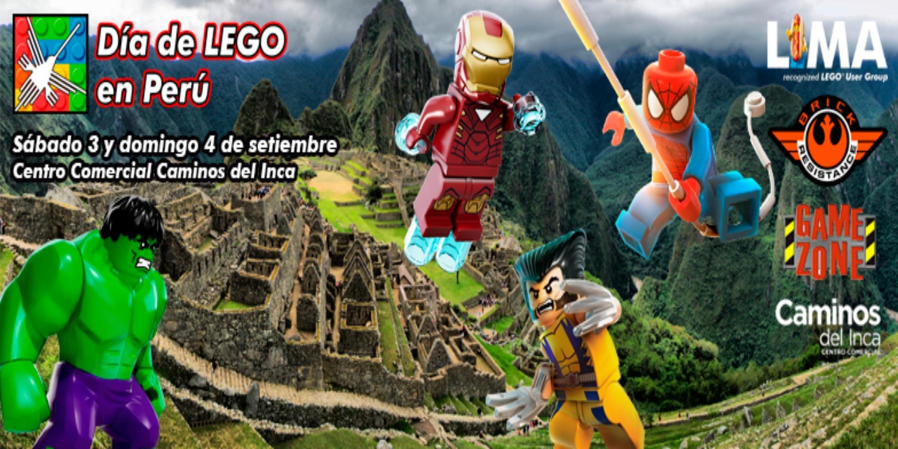 Día de Lego en Perú 2016