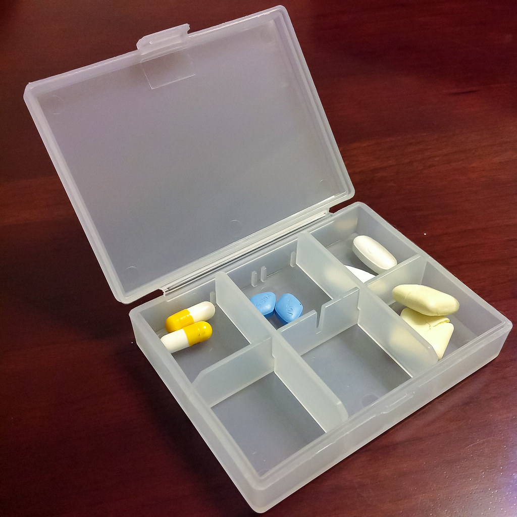 """Mobile Biohacking Travel Case"" (by MUJI, naturally) / Biohacks / SML.20121203.IP3.03154.SQ"