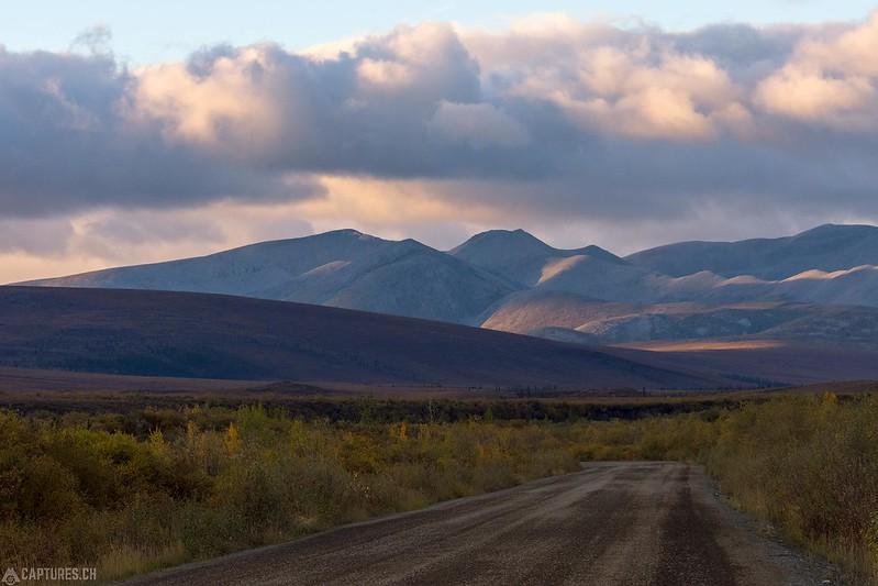 Dempster Highway - Tombstone Territorial Park