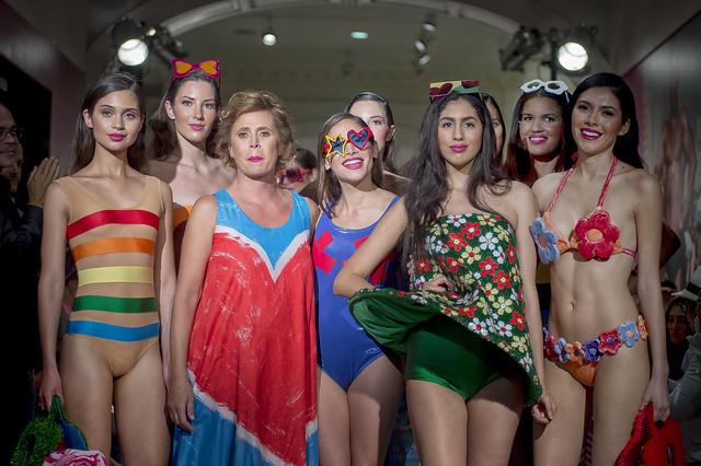 Agatha Ruiz de la Prada Uptown Fashion Week