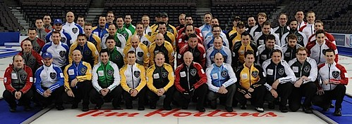 Edmonton Ab.Mar1_2013.Tim Hortons Brier.Teams CCA/michael burns photo | by seasonofchampions
