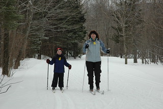 Cross country skiing | by Great Glen Trails