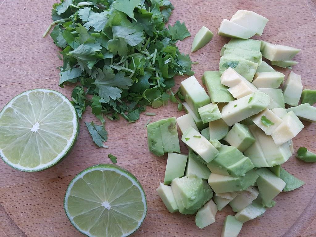 Recipe for homemade one pan Mexican quinoa