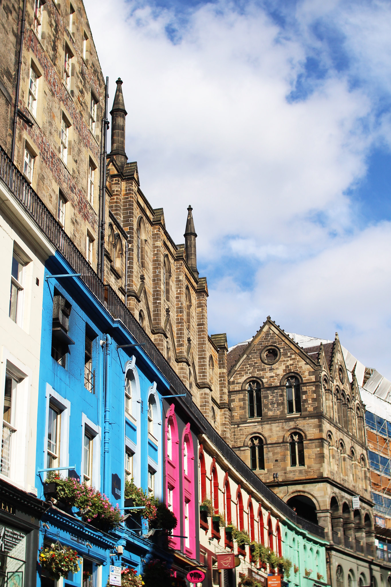 Edinburgh Old Town