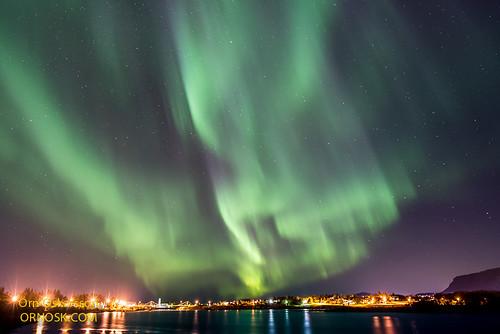 Norðurljós / Aurora borealis