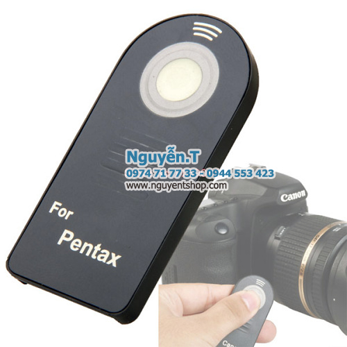 Remote hồng ngoại điều khiển từ xa Pentax