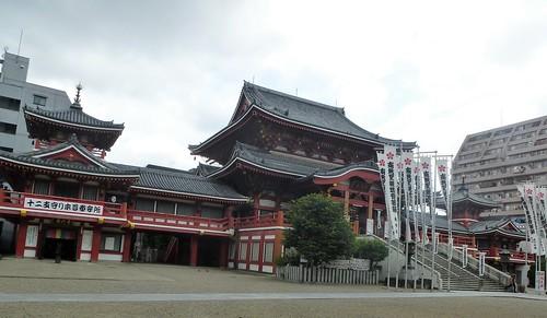 jp16-Nagoya-Temple Osu Kannon (1)