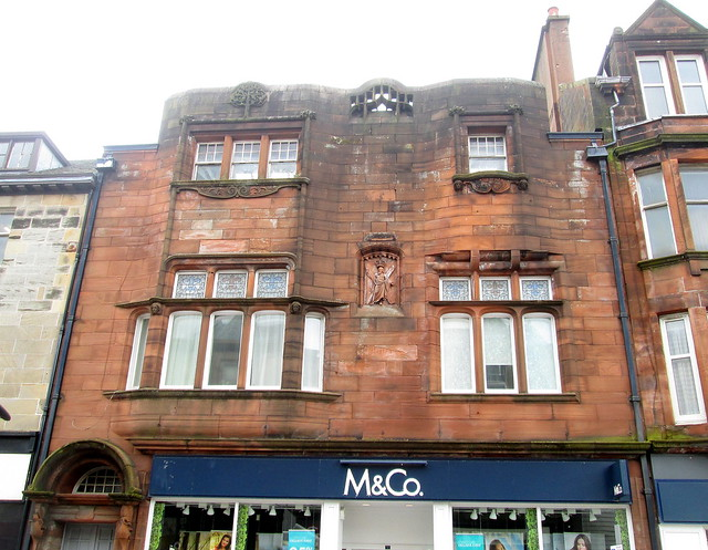 Helensburgh Shop Building