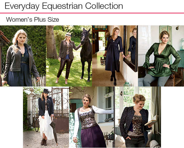 Everyday Equestrian Plus Size Collection
