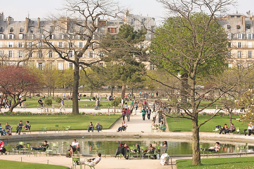Jardin des tuileries paris france flickr photo for Jardin je france