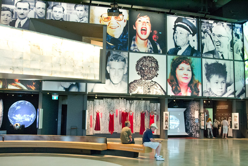 Canadian Journeys, Canadian Museum of Human Rights | packmeto.com