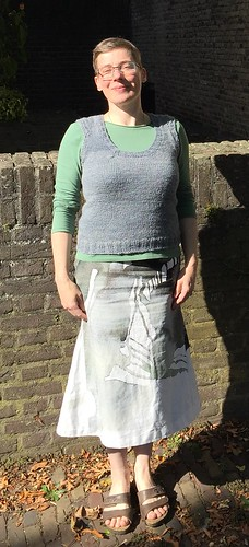 selfdrafted skirt pattern sew-a-long Inside Number 23