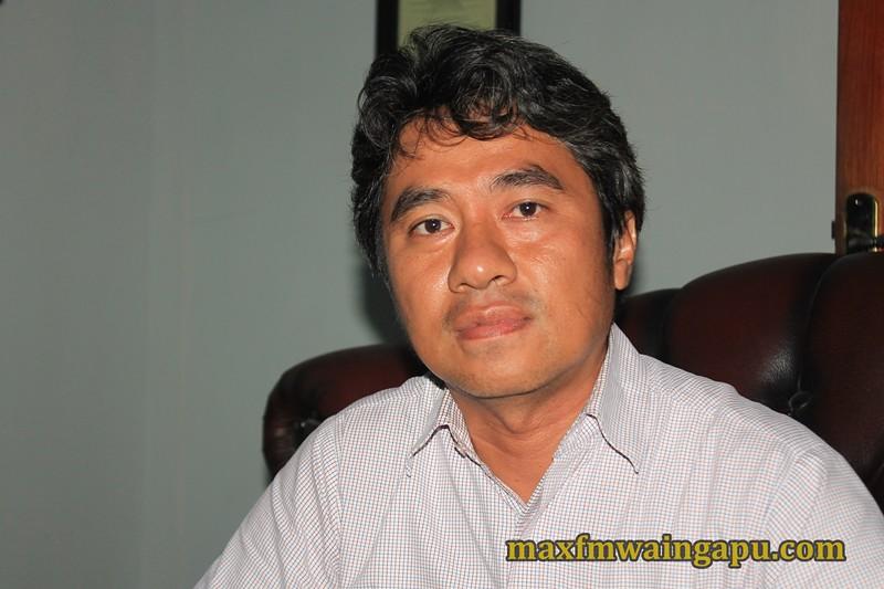 Kepala PLN Area Sumba : Faisal Risa