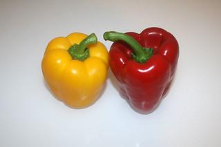 03 - Zutat Paprika / Ingredient bell pepper