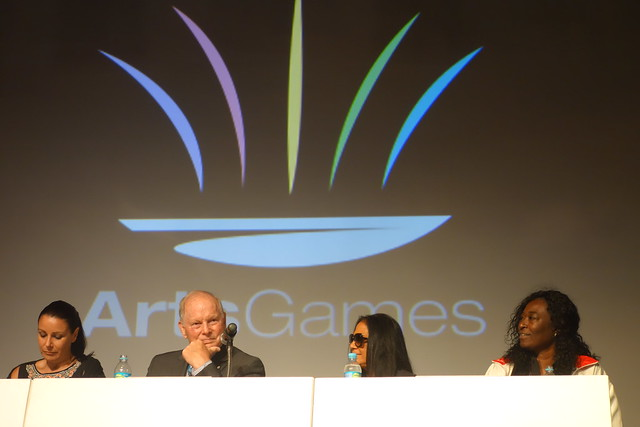 Arts Games Launch