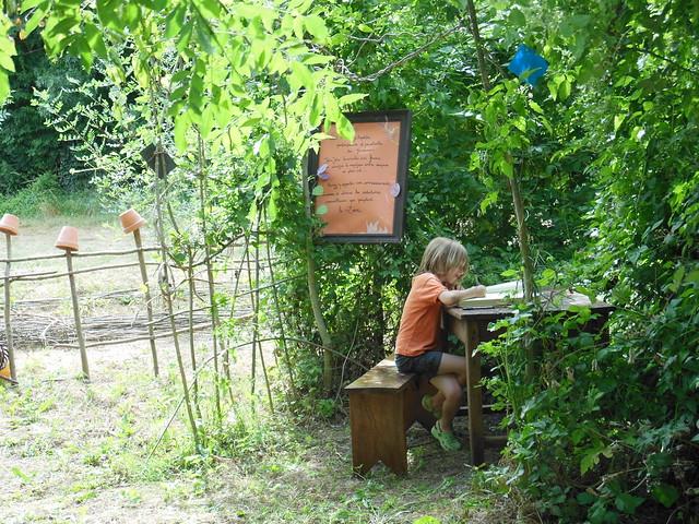 Forêt poétique : Bestiaire de Loire