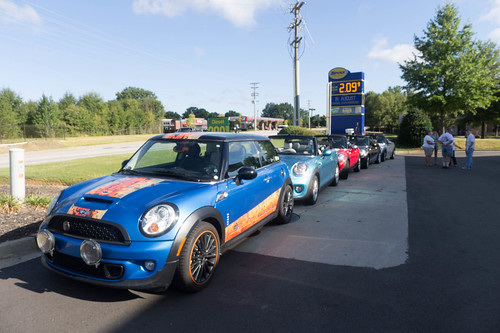 Bull Island with the Upstate Minis-98