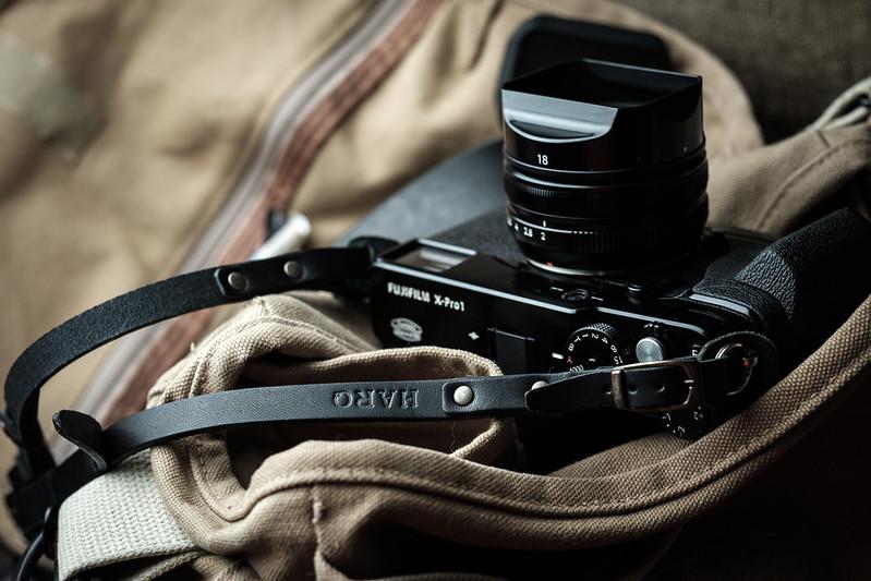 FUJIFILM X-Pro1 & XF18mm F2R