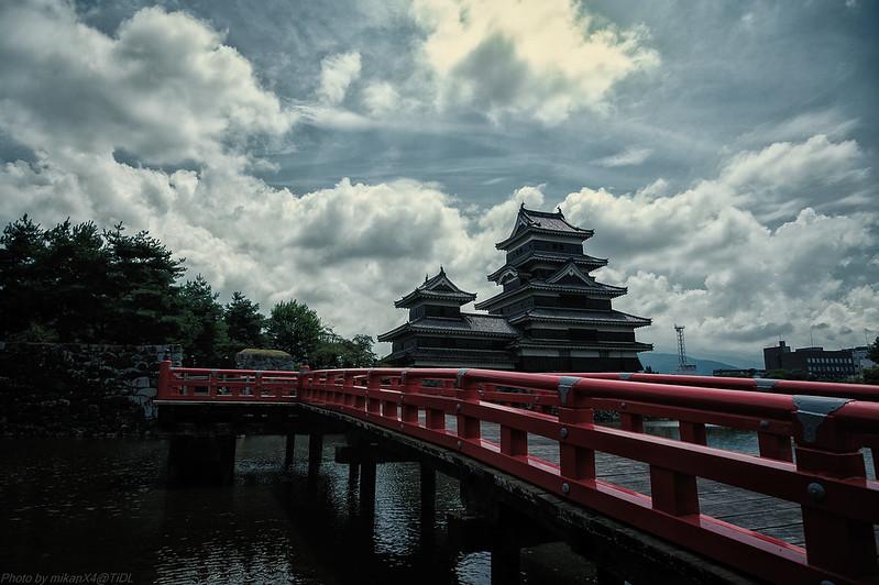 Castle Matsumoto.