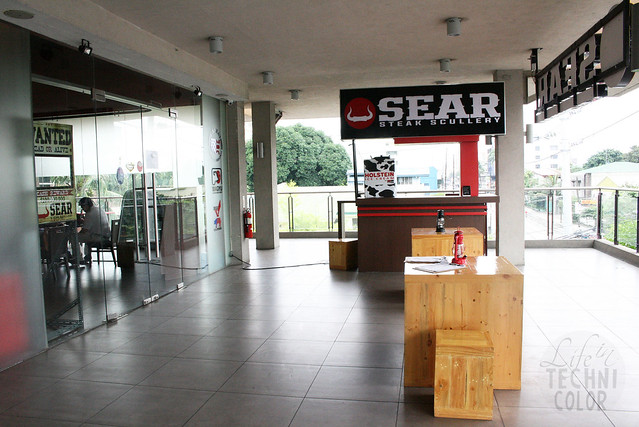 Sear Steak Scullery