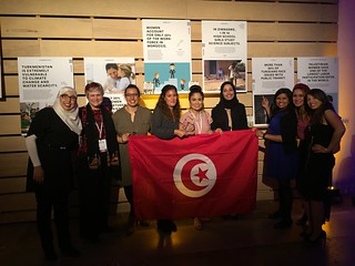 Tunisia 2016 TechWomen with Impact Advisors