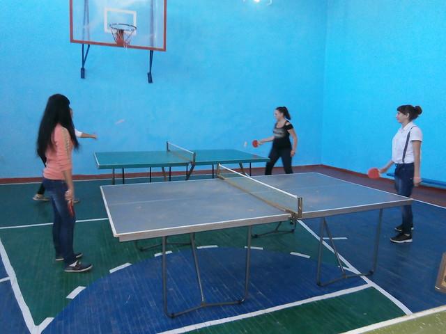 Теніс-2016. Дівчата
