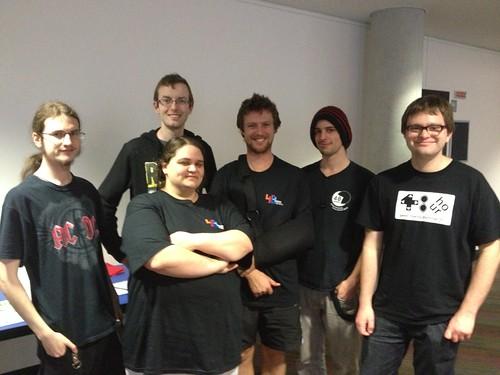 2012 48hr Game Making Challenge: Team photos