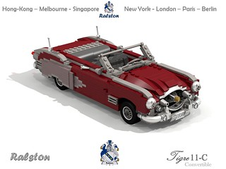 Ralston Tigre II-C Convertible - 1958