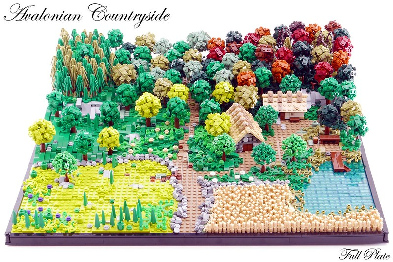 Avalonian Countryside - Guilds of Historica - Eurobricks Forums