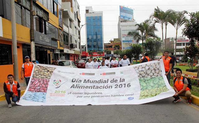 Feria Alimentaria Nutricional 2016