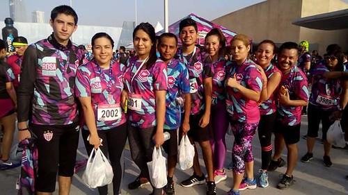 Carrera Rosa Fuerte Monterrey