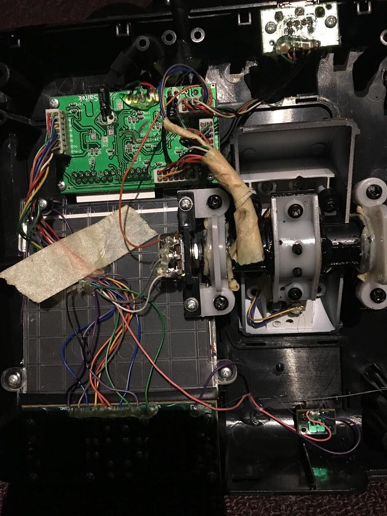 Il2 Sim Pit 4k Monitor And 120 U0026quot  Dlp Projector