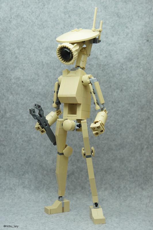 DUM-series pit droid