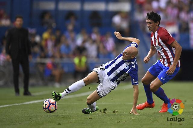 Atlético - Deportivo Alavés