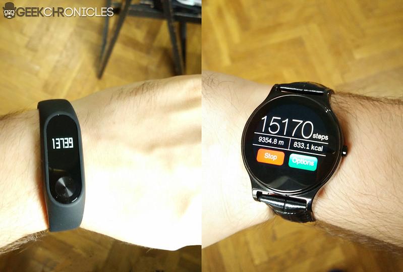 Bratara fitness Xiaomi MiBand 2: ieftina si performanta 145