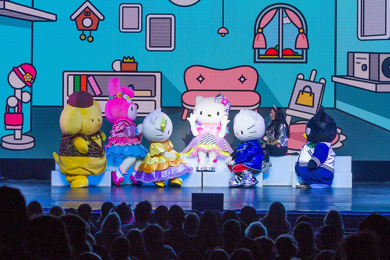 Hello Kitty show