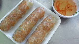 Shredded Pork Rice Paper Rolls from Thien An