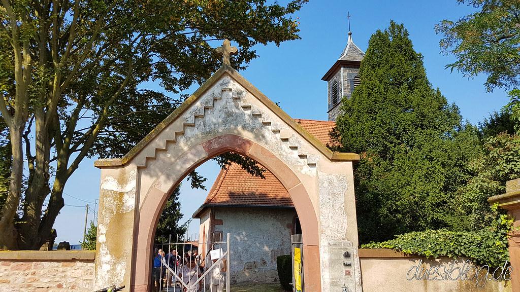 TagdesoffenenDenkmals Magdalenenkapelle Mannheim 01