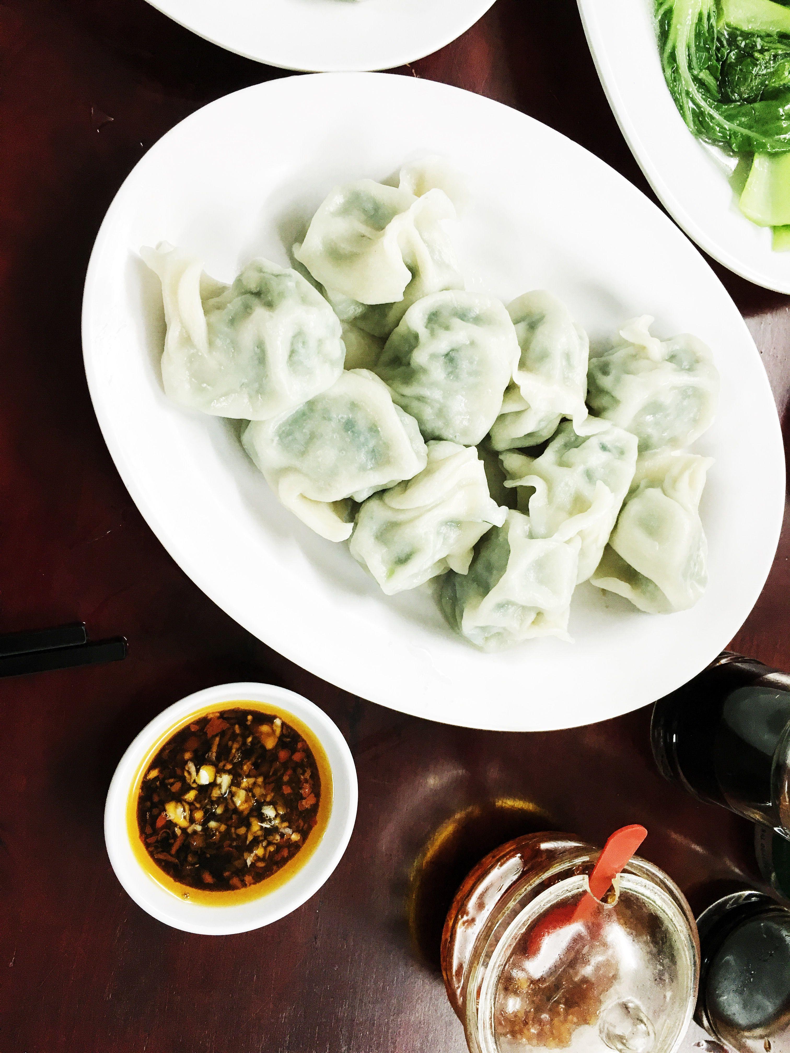 Viet Nuong Dumplings