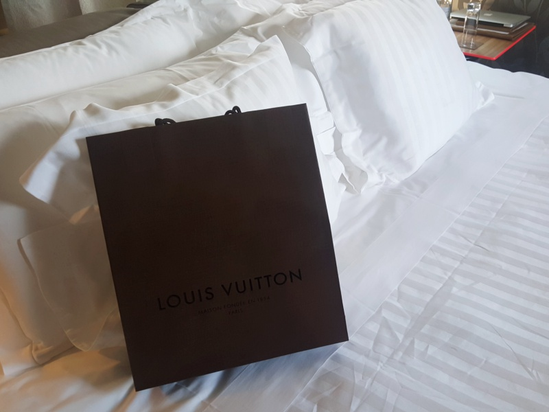 Louis Vuitton purchase