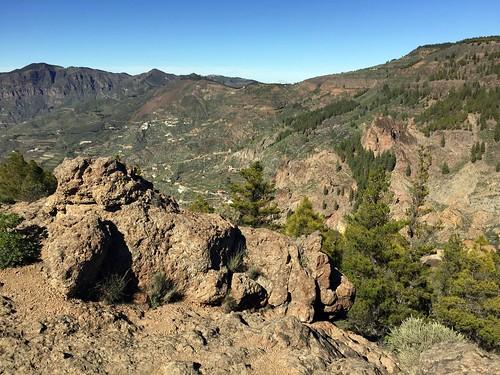 Gran Canaria - La Culata's surroundings