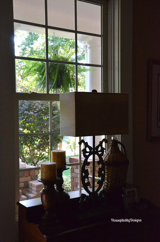 Media Room Lamp - Housepitality Designs