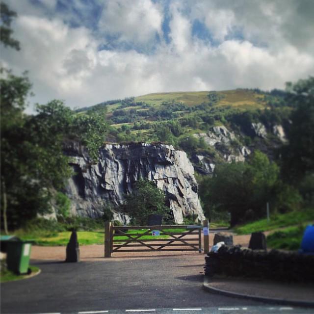 Ballachulish Slate Quarry #scottishscenery #scottishhighlands #scotland #ballachulish #ballachulishslatequarry