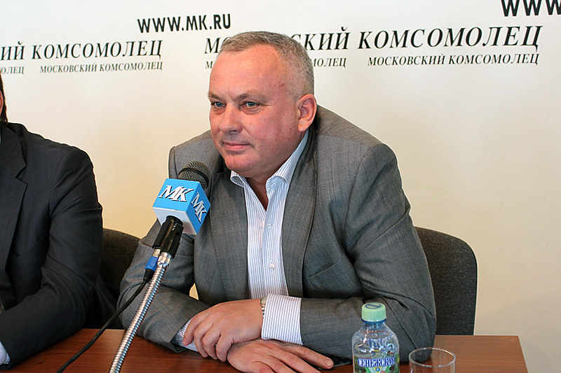 Вячеслав Лупенко, АРЗИ