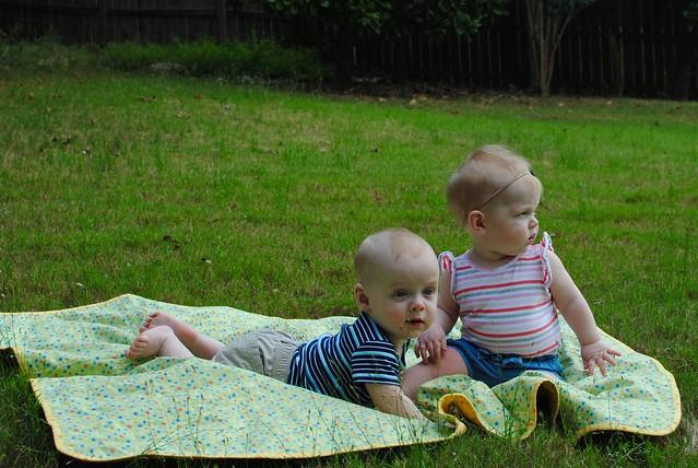 Lawn Babies